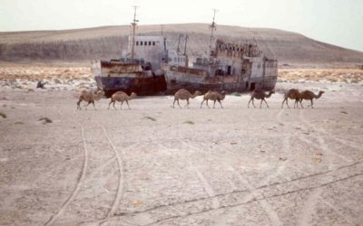 Fra Kattegat til Aralsøen 1995-2008