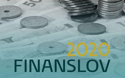 Finansloven 2020