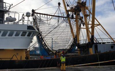 Bomtrawl og gravstenen over dansk fiskeri
