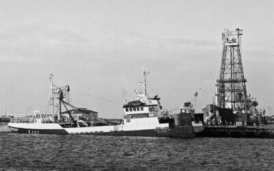 """Boganmeldelse: """"De sidste fiskere – fiskeriets storhed og fald"""""""